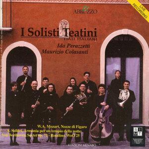 Mozart-Salieri-Beethoven