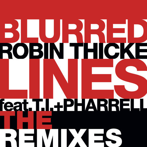 Blurred Lines - The Remixes