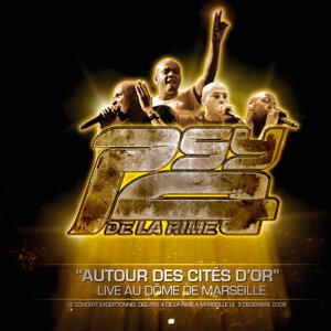 Autour Des Cités D'Or (Live Au Dôme De Marseille)