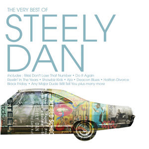 The Very Best Of Steely Dan - [Blank]