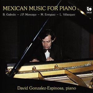 Galindo - Moncayo - Enriquez - Velazquez: Mexican Music for Piano