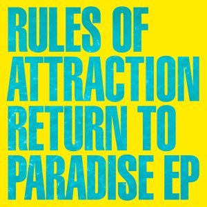 RETURN TO PARADISE EP