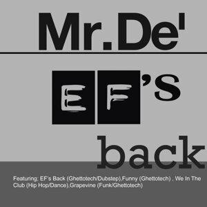 EF's Back - EP