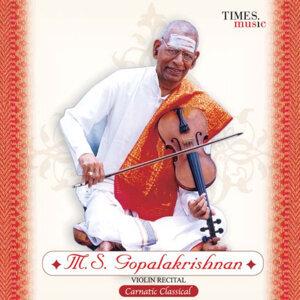 M.s Gopalakrishnan Violin Recital