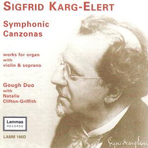Sigfrid Karg-Elert: Symphonic Canzonas