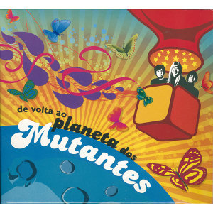 De Volta Ao Planeta Dos Mutantes - CD Duplo
