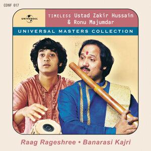 Timeless Ustad Zakir Hussain & Ronu Majumdar