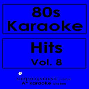 80s Karaoke Hits, Vol. 8