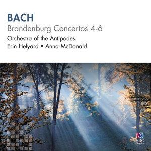 Bach: Brandenburg Concertos 4-6