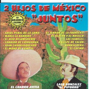 2 Hijos de Mexico Juntos