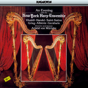 An Evening with the New York Harp Ensemble