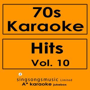 70s Karaoke Hits, Vol. 10