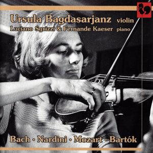 Bach - Nardini - Mozart - Bartók
