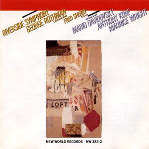 Davidovsky/Korf/Wright: Orchestral Works