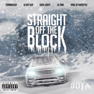 Straight off the Block