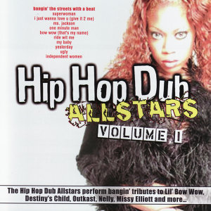 Hip Hop Dub Allstars, Vol. 1