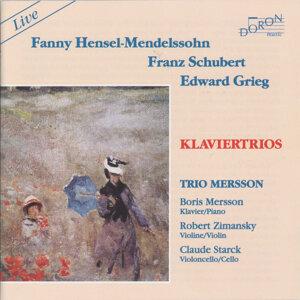 Trio Mersson (Live)