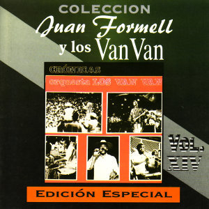 Coleccion: Juan Formell y los Van Van - Vol. 14