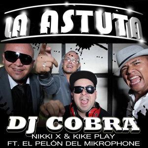 La Astuta (feat. El Pelón del Mikrophone) - Single