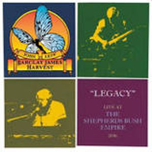 Legacy: Live A Shepherds Bush Empire 2006