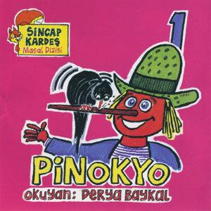 Pinokyo - Sincap Kardeş Masal Dizisi 1