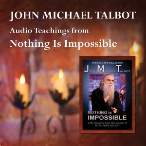 Audio Teachings from Nothing Is Impossible