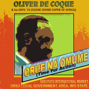 Orue Na Omume (Time for Action)