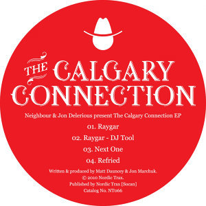 The Calgary Connection EP