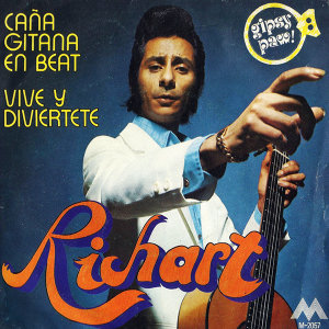 Caña Gitana en Beat / Vive y Diviertete - Single