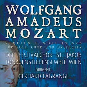 Mozart: Requiem d-moll KV 626 fur Soli, Chor and Orchester