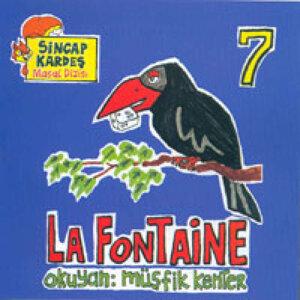 La Fontaine Masalları - Sincap Kardeş Masal Dizisi 7