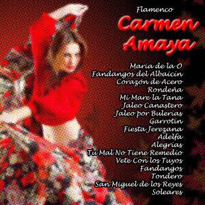 Flamenco: Carmen Amaya