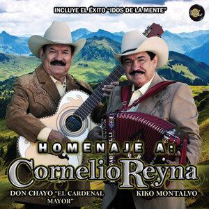 Homenaje a Cornelio Reyna