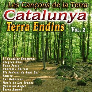 Les Cançons de la Terra-Catalunya Terra Endins Vol. 2