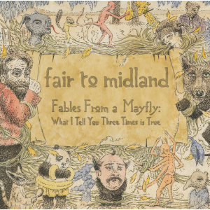 Fables Of A Mayfly - Intl Sampler