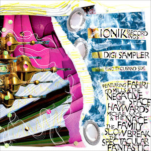 Ionik Recordings Digi-Sampler