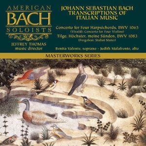 J.S. Bach - Transcriptions of Italian Music