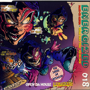 Open Da House Remixes - EP