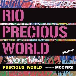PRECIOUS WORLD -Single