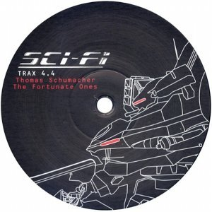 Sci-Fi Trax 4.4: The Fortunate Ones