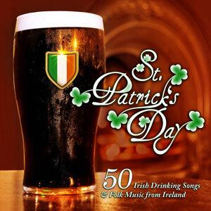 St. Patrick's Day: 50 Irish Drinking Songs & Folk Music from Ireland