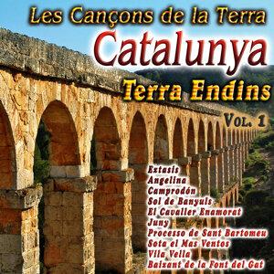 Les Cançons de la Terra-Catalunya Terra Endins Vol. 1