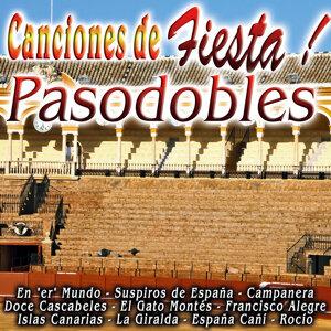 ¡Canciones de Fiesta!-Pasodobles