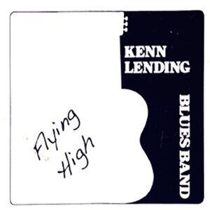 Kenn Lending Blues Band - Flying High