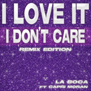 I Love It [feat. Capri Moran] - I Don't Care Remix Edition