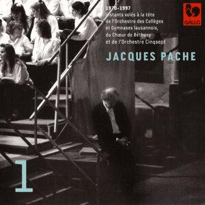 Mozart - Schröter - Bach - Handel - Cavalli - Corelli - Galuppi - Telemann: Jacques Pache, passeur de souffle, de beauté et d'exigence, Vol. 1