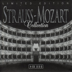 Haydn, Mozart, Tchaikovsky: Straus-Mozart Collection