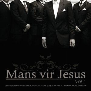 Mans Vir Jesus Vol.1