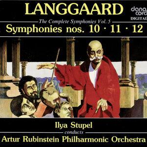 Rued Langgaard: The Complete Symphonies Vol. 5 - Symphonies nos. 10, 11, 12