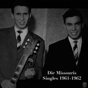 Die Missouris, Singles 1961-1962